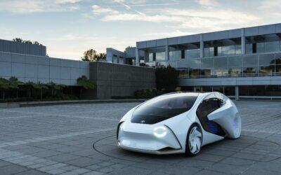 Toyota Concept-i : cette voiture est votre nouvelle amie