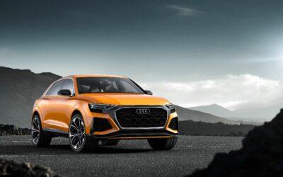 L'Audi Q8 Sport Concept se dévoile à Genève