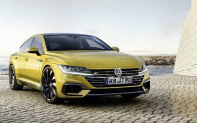 Première mondiale pour l'Arteon de Volkswagen