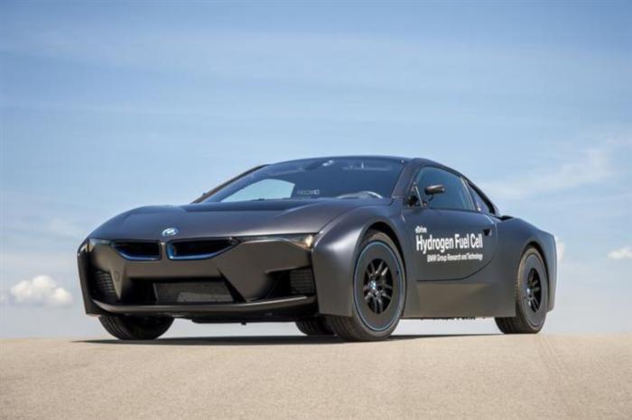 L'hydrogène fera son retour chez BMW en 2021
