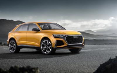 Deux nouveaux SUV chez Audi