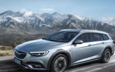 L'Opel Insignia en version Country Tourer