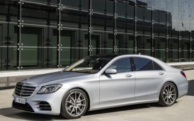 Mercedes Classe S : nouveaux moteurs et très haute technologie