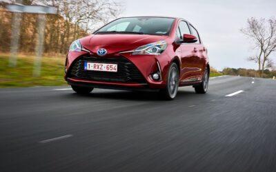 La Toyota Yaris restylée, avec de nombreuses nouveautés