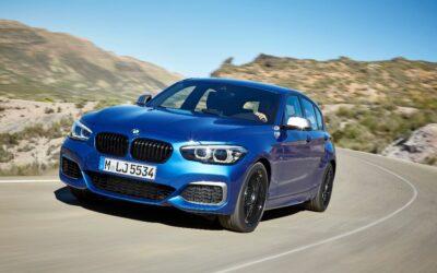 Une nouvelle génération pour la BMW Série 1