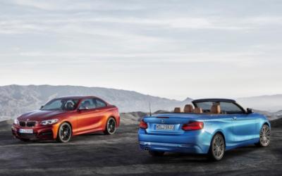 BMW Série 2 Coupé et Cabriolet : la nouvelle génération arrive