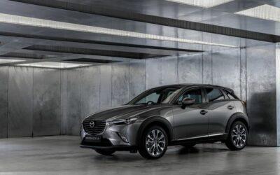 Une série spéciale Exclusive Edition pour la nouvelle Mazda CX-3
