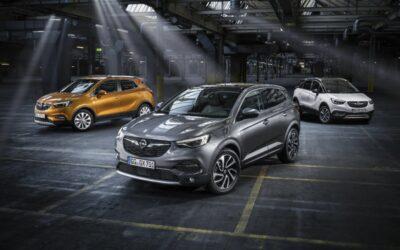 Opel X, une gamme pour toutes les envies