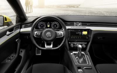 La Volkswagen Arteon embarque de toutes nouvelles aides à la conduite