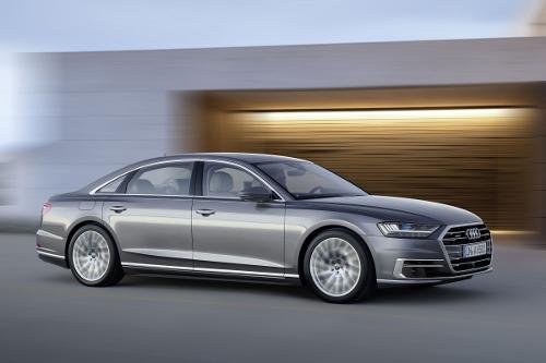 Les incontournables du Salon de Francfort 2017 (ep1) : Audi A8