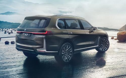 Les incontournables du Salon de Francfort 2017 (ep1) : BMW X7