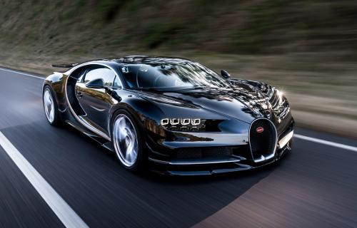 Les incontournables du Salon de Francfort 2017 (ep1) : Bugatti Chiron
