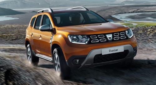 Les incontournables du Salon de Francfort 2017 (ep1) : nouveau Dacia Duster