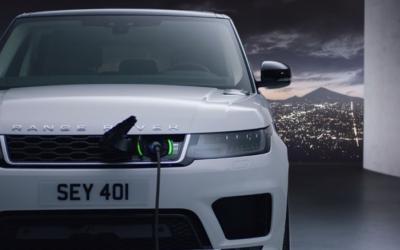 Le Range Rover Sport s'offre une version hybride PHEV