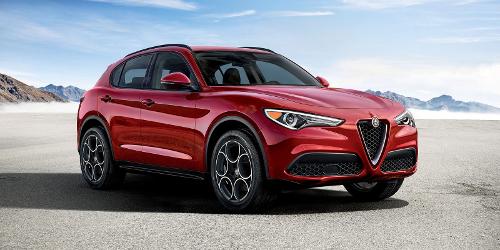 Alfa Romeo participation au trophée de la voiture de l'année 2018