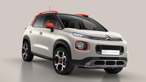 Citroën C3 Aircross participation voiture de l'année 2018