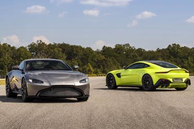 Aston Martin Vantage Coupé 2018