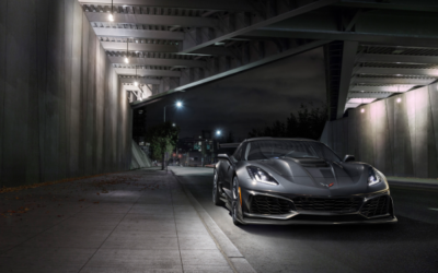 Chevrolet Corvette ZR1 : fin du suspense !