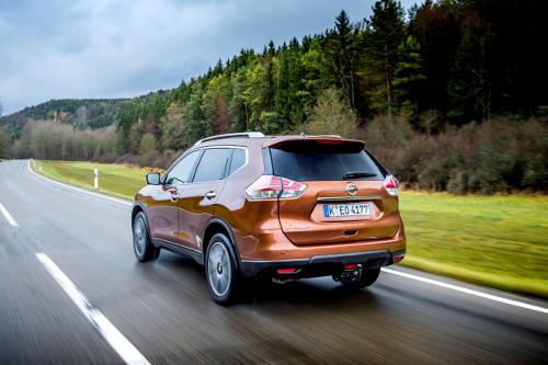 Essai nouveau Nissan X-Trail 2017 : conduite