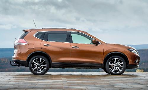 Essai nouveau Nissan X-Trail 2017 : design