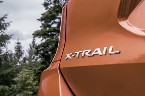 Essai nouveau Nissan X-Trail 2017 : détail carrosserie