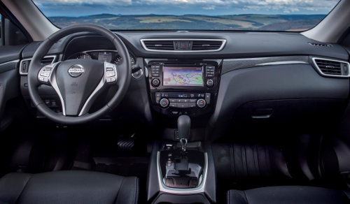 Essai nouveau Nissan X-Trail 2017 : équipement