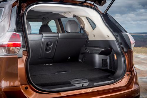 Essai nouveau Nissan X-Trail 2017 : intérieur