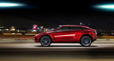 Lamborghini Urus SUV Concept de 2012