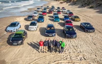 Les sept finalistes pour la voiture de l'année 2018 dévoilés