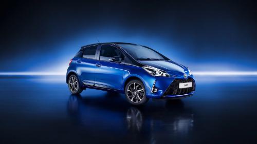 Toyota Yaris offres de fin d'année 2017