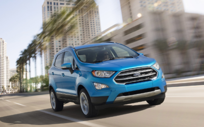 Ford EcoSport 1.0 EcoBoost 125 ch
