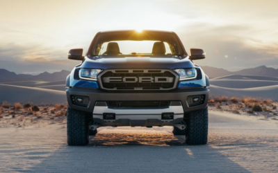 Une version Raptor pour le Ford Ranger