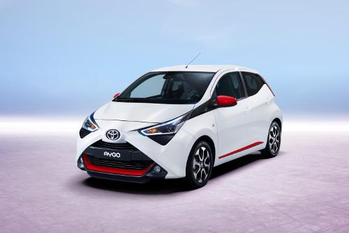 La Toyota Aygo 2018 au Salon de Genève
