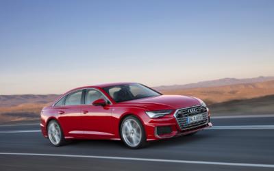 Nouvelle Audi A6 : la berline passe à l'hybride