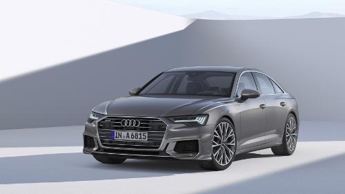 Nouvelle Audi A6 design extérieur