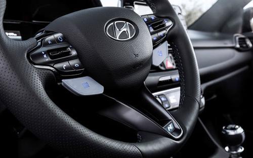 La sportive compacte Hyundai : la i30 N