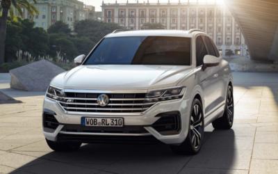 Volkswagen : le nouveau Touareg dévoilé