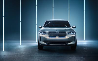 BMW iX3 Concept : 1er SUV 100% électrique