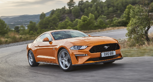 Ford Mustang : une icône culturelle