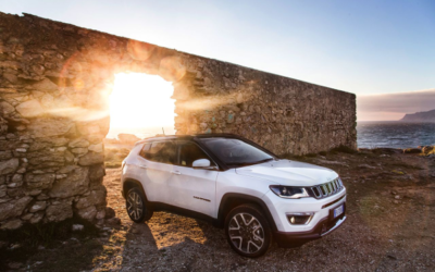 Jeep Compass Limited 2.0 L Multijet S&S 140 ch