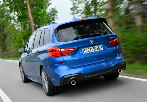Essai BMW Série 2 Gran Tourer (2018) : conduite