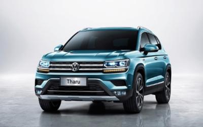 Volkswagen Tharu : un SUV chinois