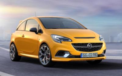 Opel dévoile en détail sa compacte sportive Corsa GSi