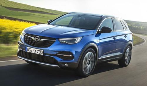 Essai Opel Grandland X : conduite