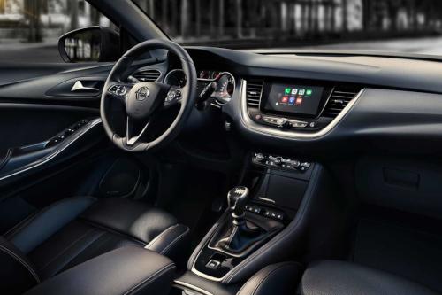 Essai Opel Grandland X : intérieur