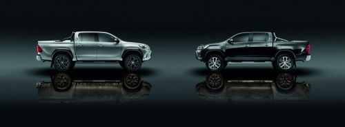 Toyota Hilux : 2 séries spéciales