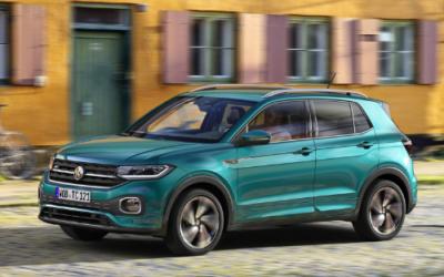 Nouveau SUV Volkswagen : le T-Cross