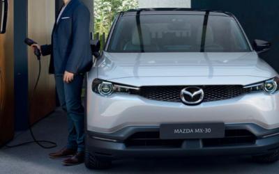 MX-30 le premier SUV 100% électrique du japonais Mazda
