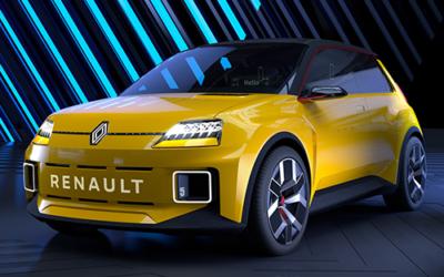Le retour de la mythique R5 chez Renault